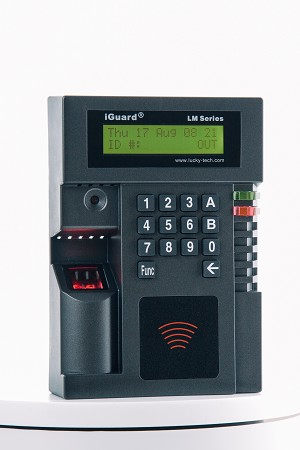iGuard LM530-FOSC  Fingerprint and/or Smart Card Master or Slave